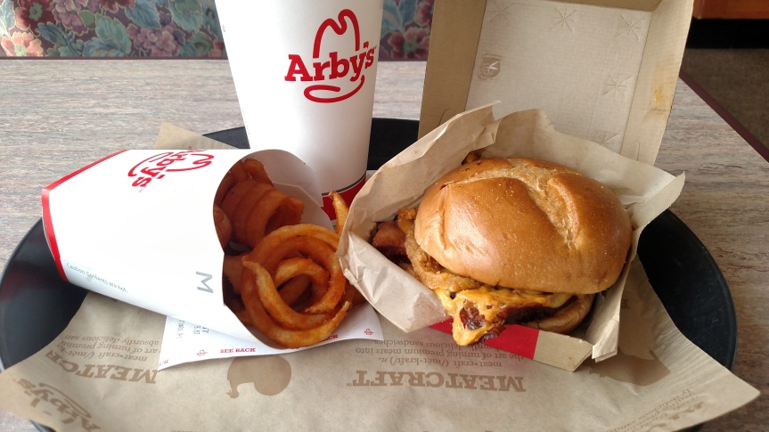 Arby's Smoked Pork Belly Sandwich Review